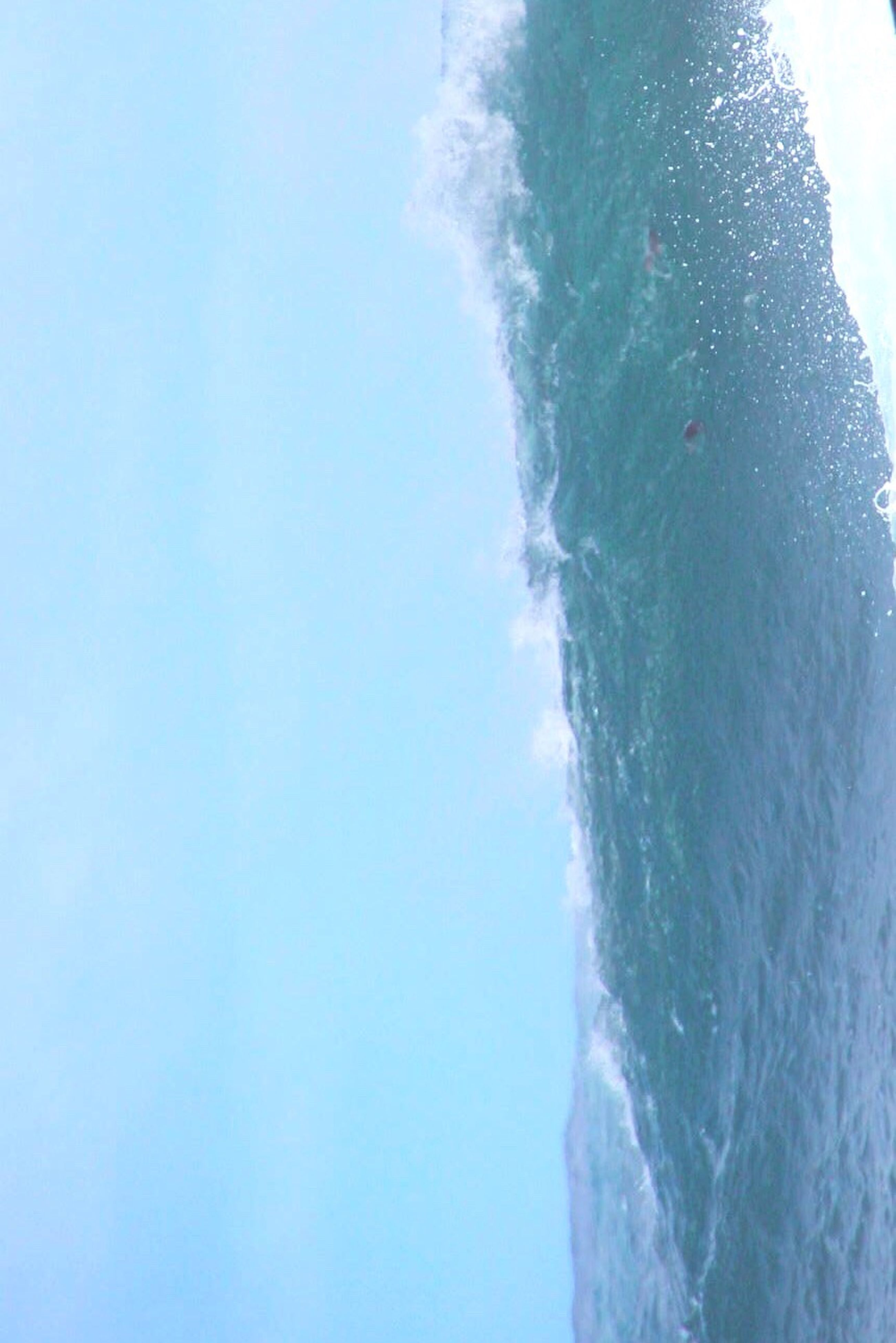 sea, wave, water, day, motion, nature, no people, outdoors, beauty in nature, blue, clear sky, sky, close-up, freshness