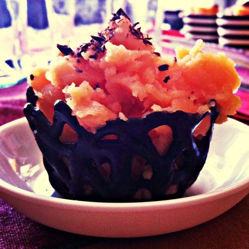Cake Cioccolato e Arancia ✌️