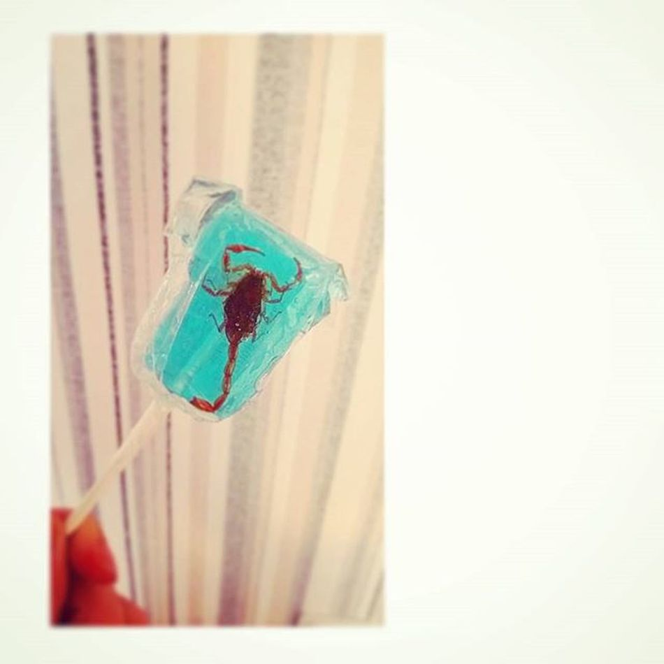 Sweet sundays! @avarpiotaite u know my taste:*) Scorpio Lolipop Sweets Sunday Scorpioseason Gifts Skyblue