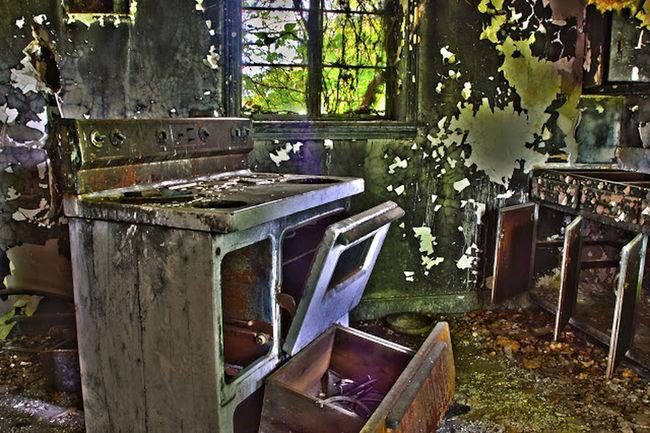 Abandoned Buildings NEM Derelict
