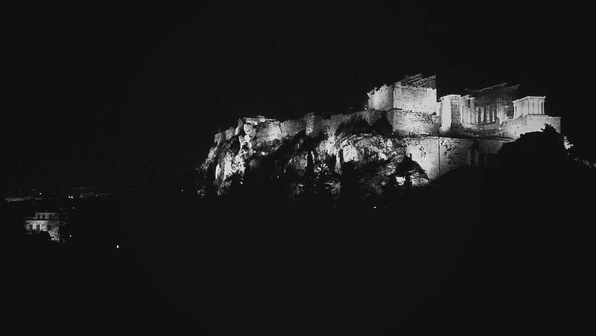 Acropolis, Athens Athens Greece View