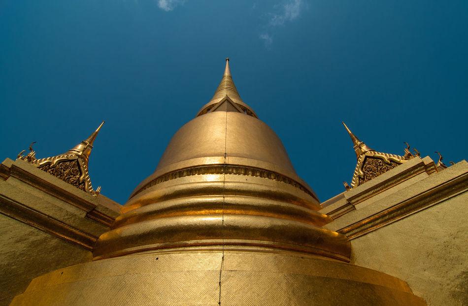 Beautiful stock photos of bangkok, Architecture, Bangkok, Blue, Built Structure