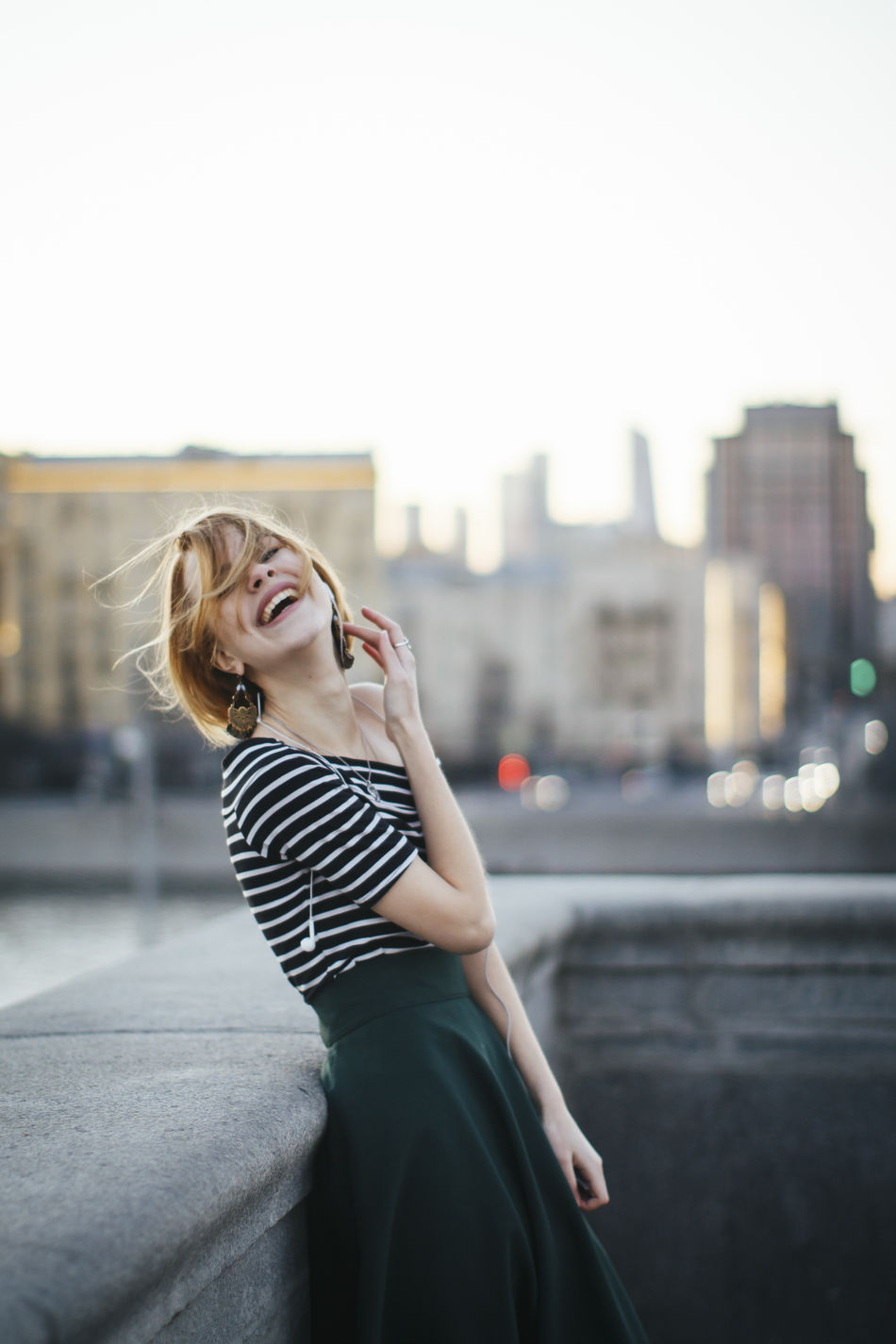 Beautiful stock photos of haare, 16-17 Years, Casual Clothing, Caucasian Ethnicity, Cheerful