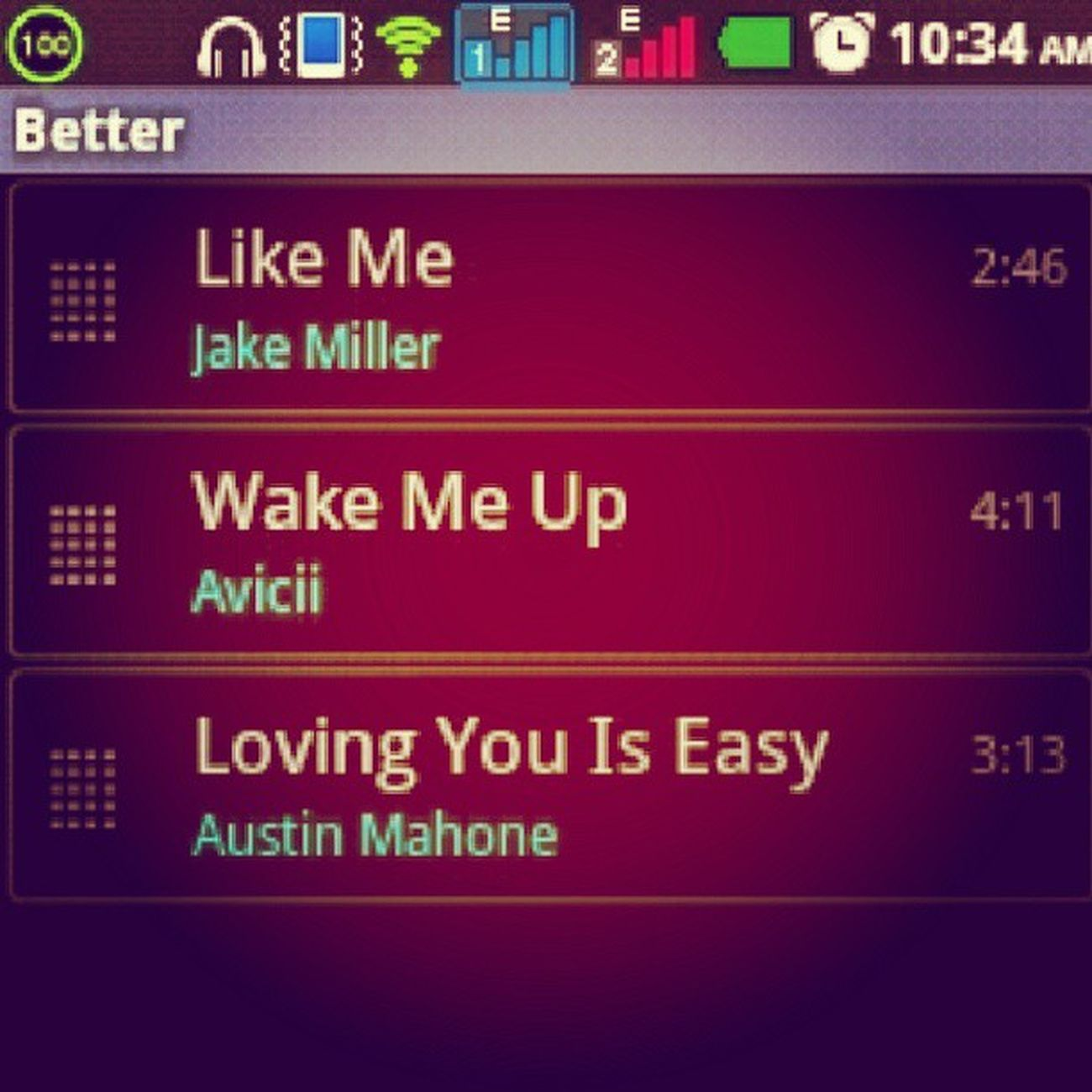 So Addictive to me... I can't stop listen. @austinmahone @avicii @jakemillermusic Mahomie Mahomies Boymahomie AustinMahone JakeMiller Avicii HouseMusice Pop Rave song Music PrintScreen Singers Player MusicPlayer