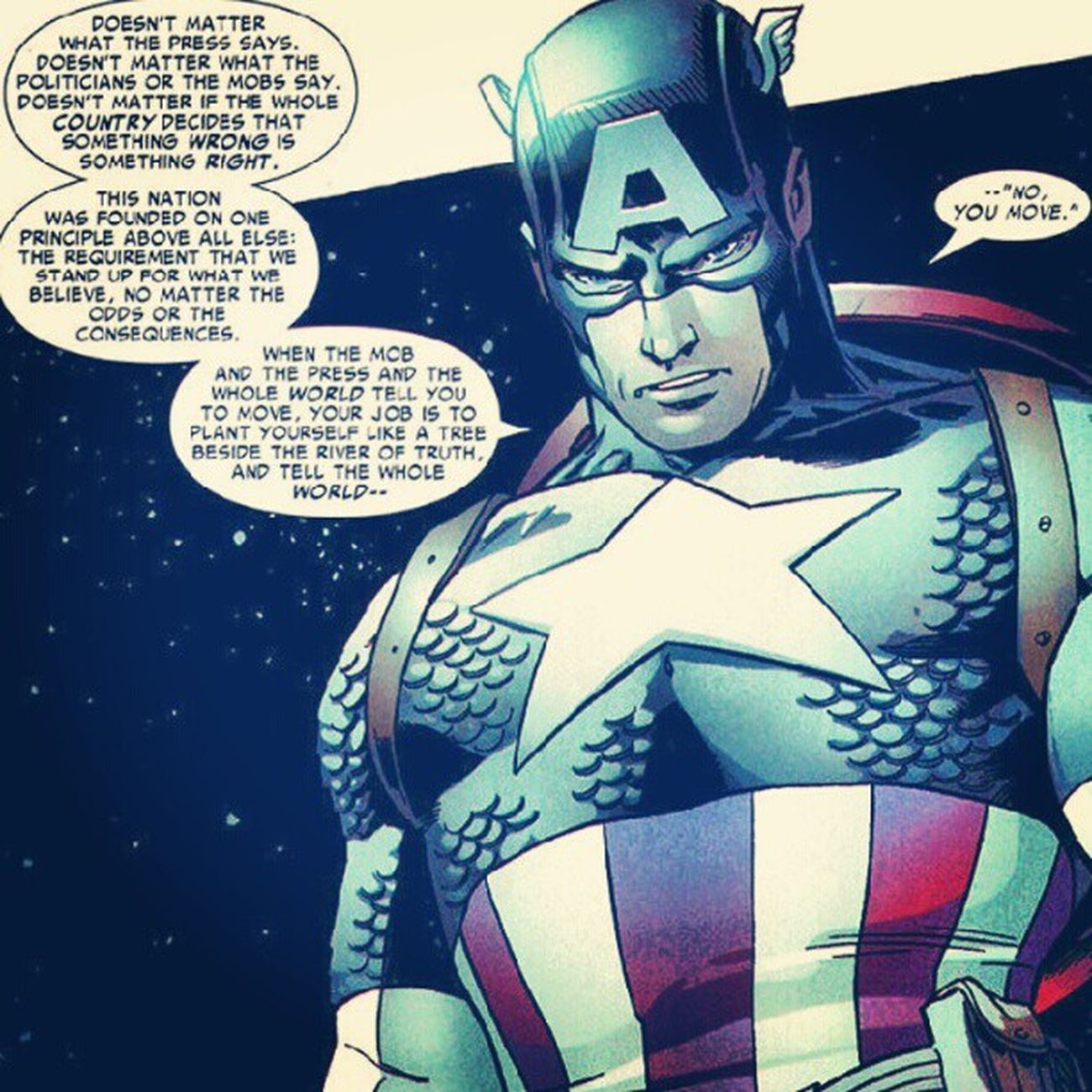 Captainamerica quotes Marktwain . StandUpForYourBeliefs Marvel Comics Avengers