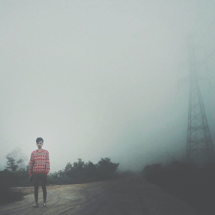Taking Photos That's Me Hello World Foggy Morning Foggy Ontheroad