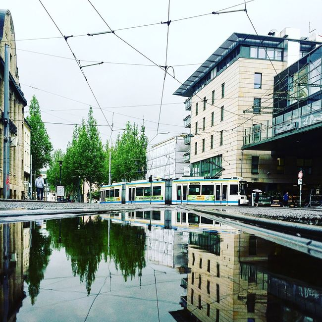 The Street Photographer - 2016 EyeEm Awards Deutschland EyeEm Best Shots Found On The Roll Jena Reflections In The Water