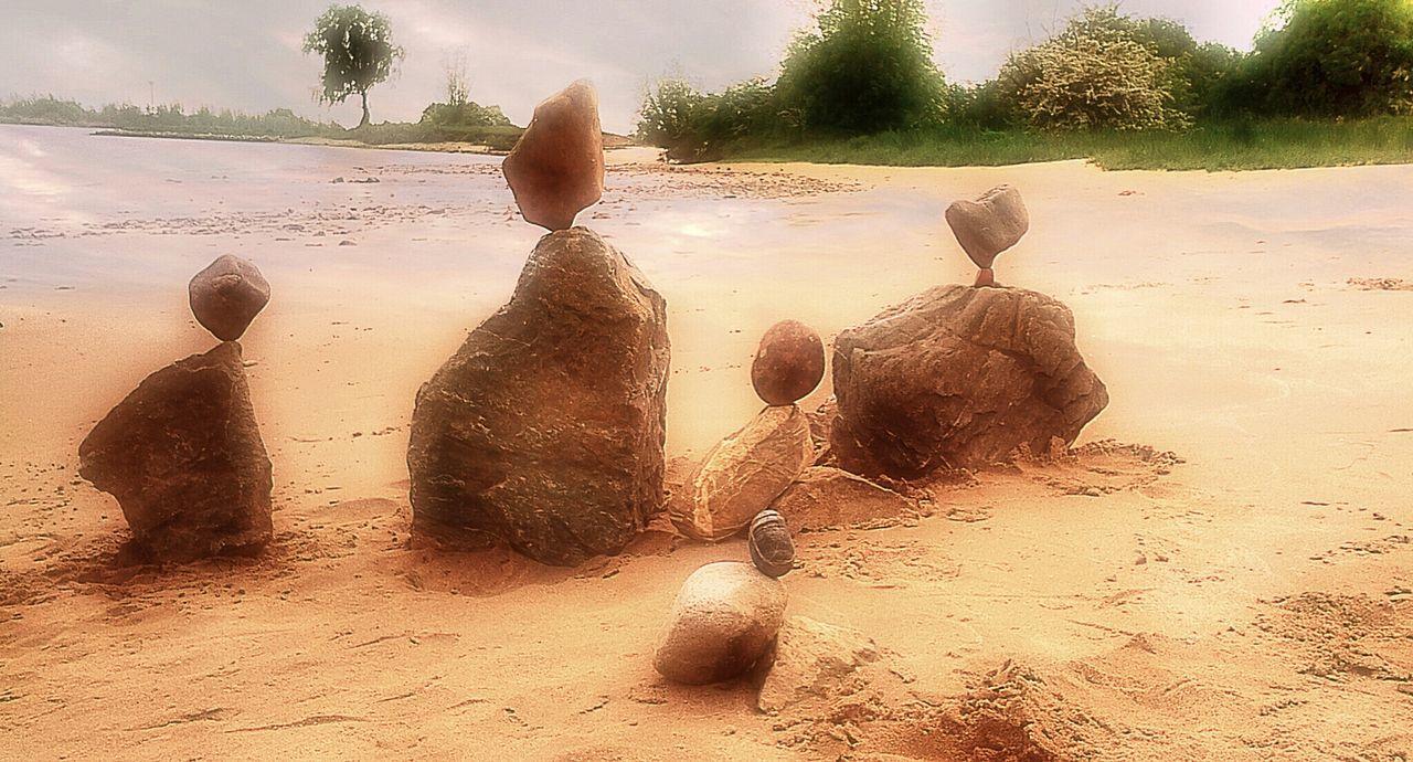 My Creativity Rockbalancing Changing Landscapes Enjoying Life