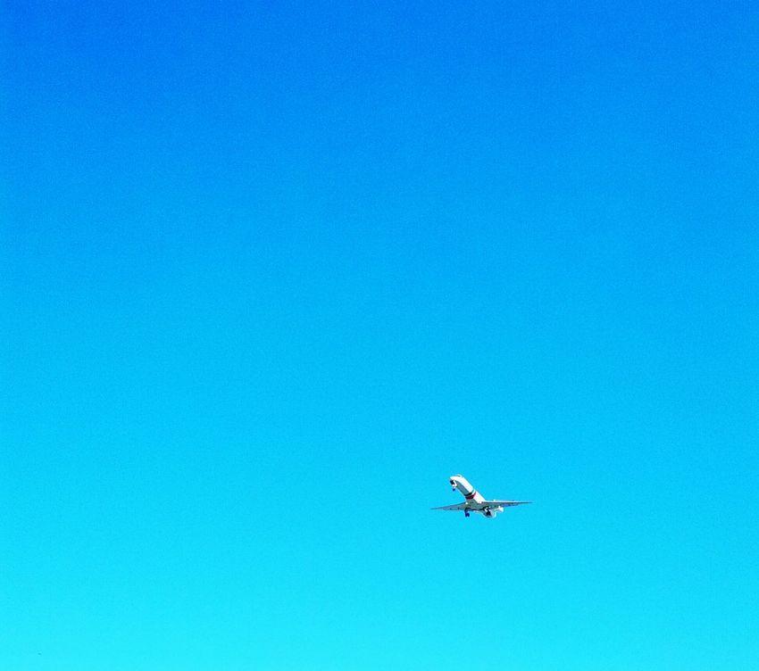"Landing Aeroport Bluesky Aterrizaje ""vión"" ""rplane"""