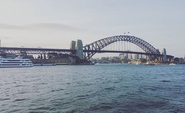 It was a Whirlwindtrip to Sydney but so worth it to see Thebride and talk wedding