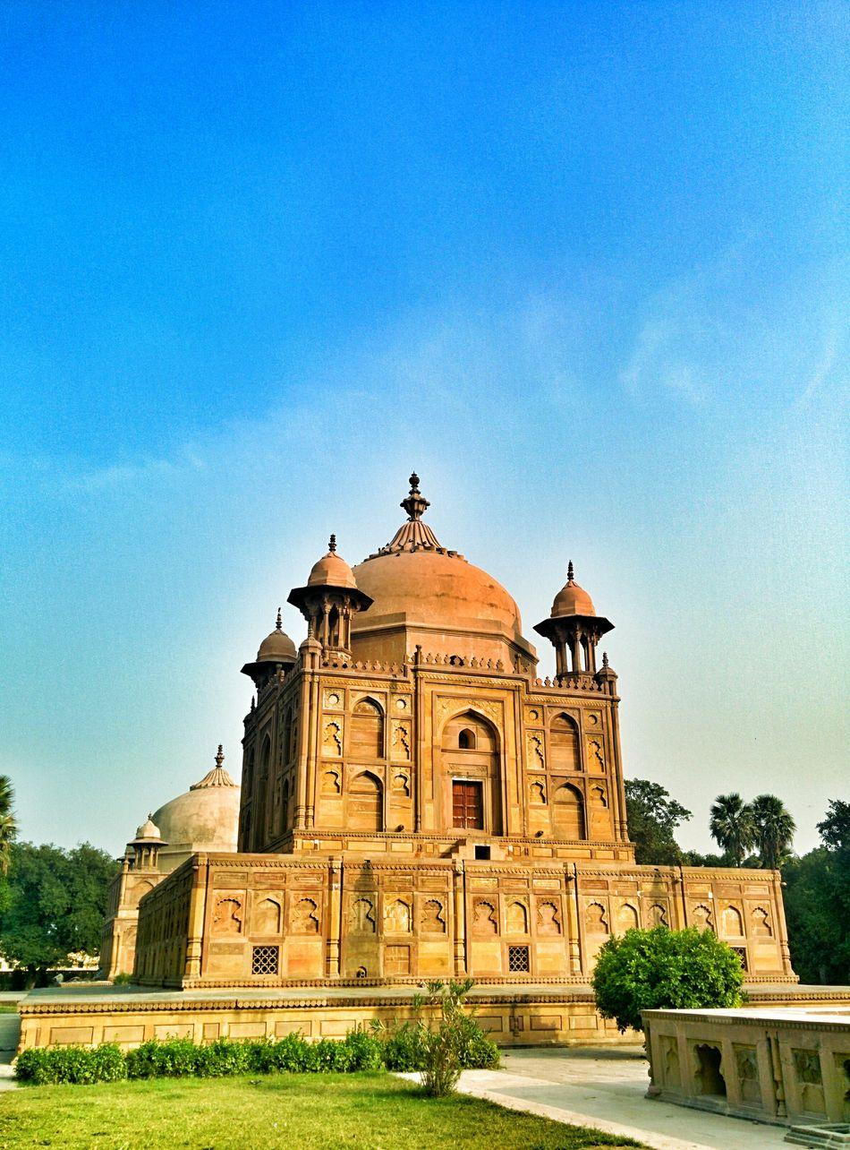 Khusrao Park Allahabad Fort