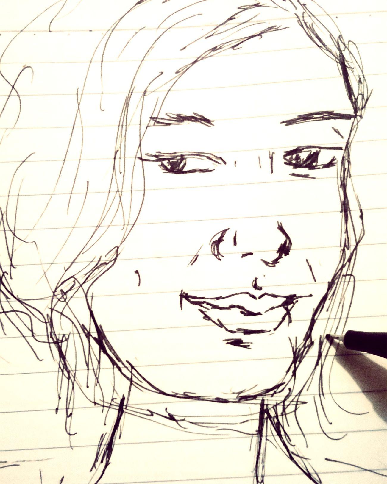 Drawing - Art Product Drawn Paper Creativity Drawing - Activity Drawing Me