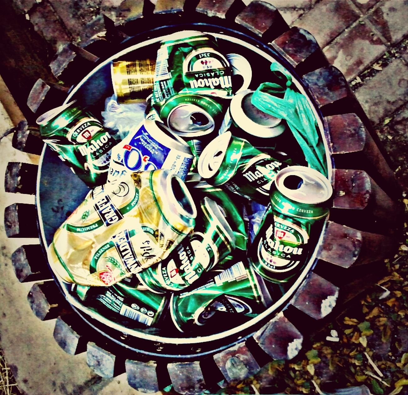 I was a little bit thirsty, sorry for not inviting Samsung Galaxy Camera Beerporn The Press - Trash Mahou