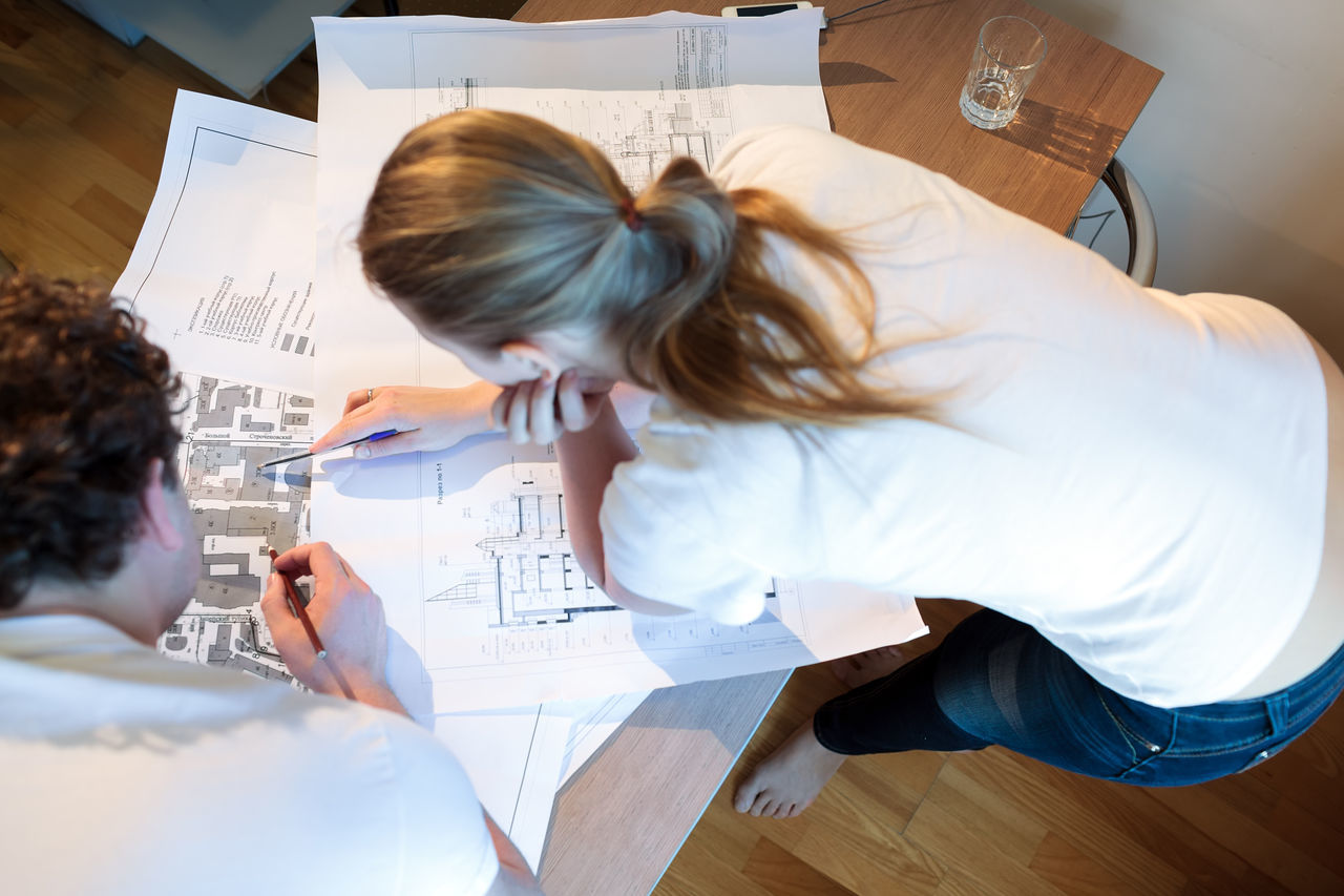 Beautiful stock photos of sketch, Accuracy, Architect, Architecture, Blueprint