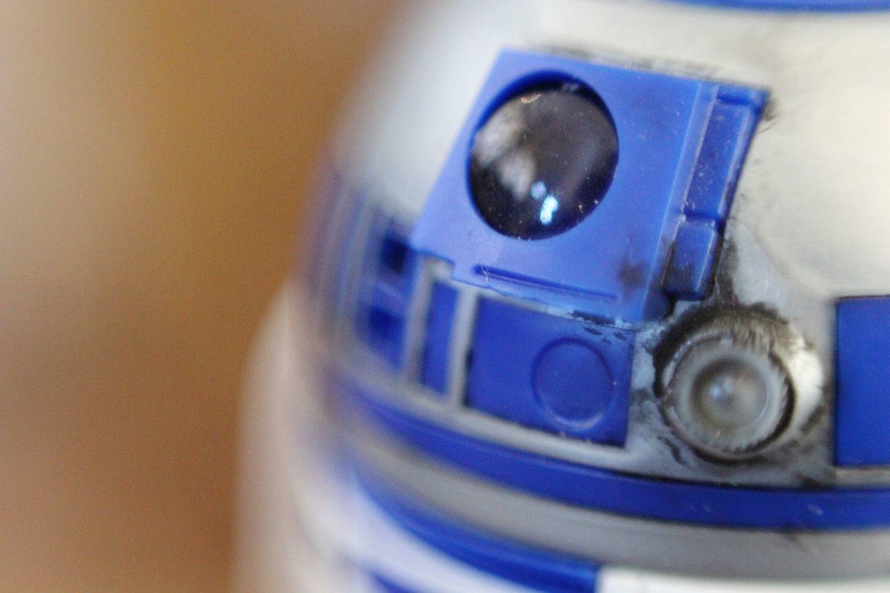 Close-up R2D2 Starwarsart Star Wars Star Wars Collectables Selective Focus Star Wars The Black Series
