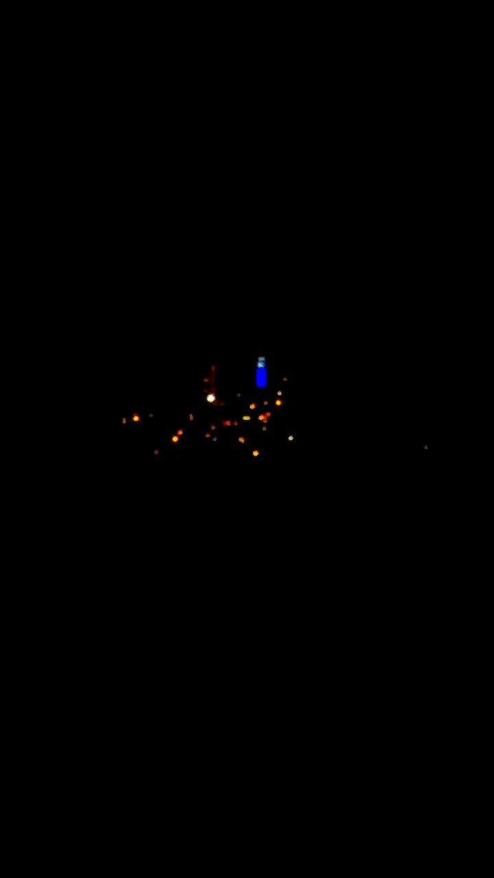 illuminated, night, copy space, dark, transportation, no people, outdoors, nature