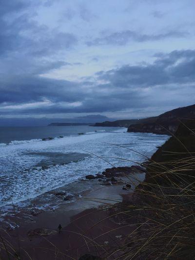 Whiterocksbeach Antrim Antrim Coast Northcoast Ireland Eire Northernireland Surf Walking Beach Walkonthebeach Atlantic Ocean
