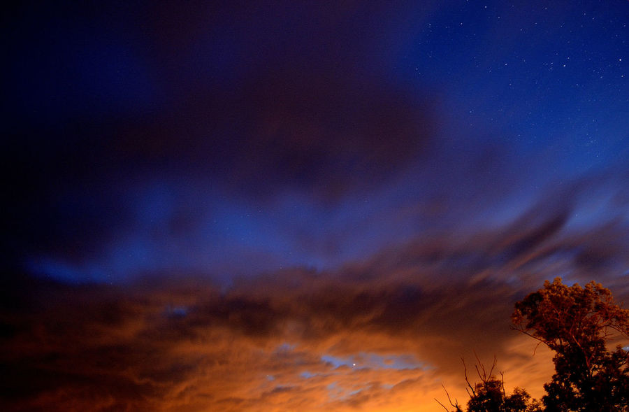 Clouds And Sky Clouds And Stars Lithuania Nature Nature Photography Night Nightphotography Orange Prienai Sky Sky_collection Skyline Star Stars Sunset Tree