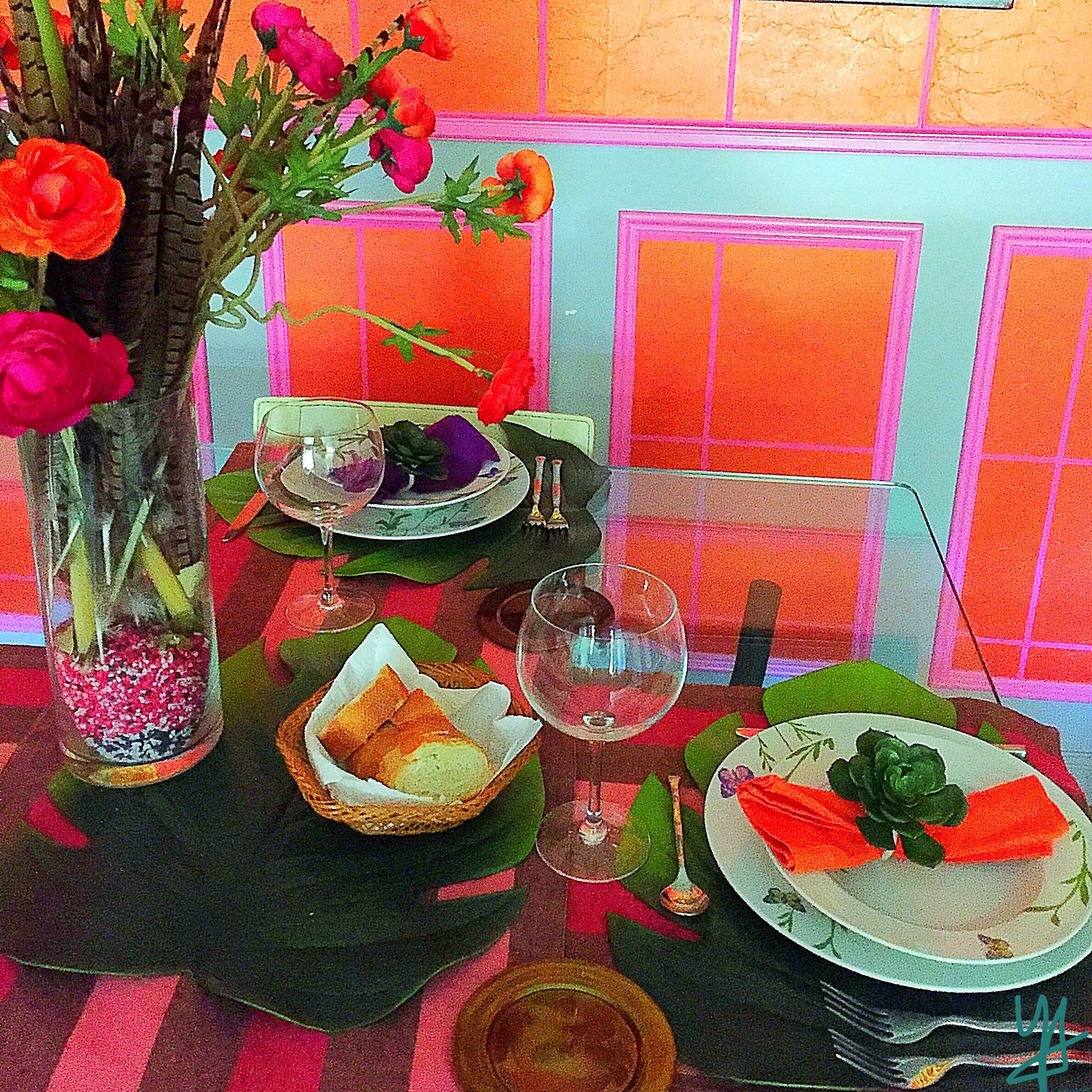 Interior Views Colors Protocol