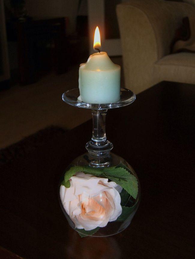 Mum Mumluk Candle Candleholder DIY I Did Myself kendim yaptim İzmir'de