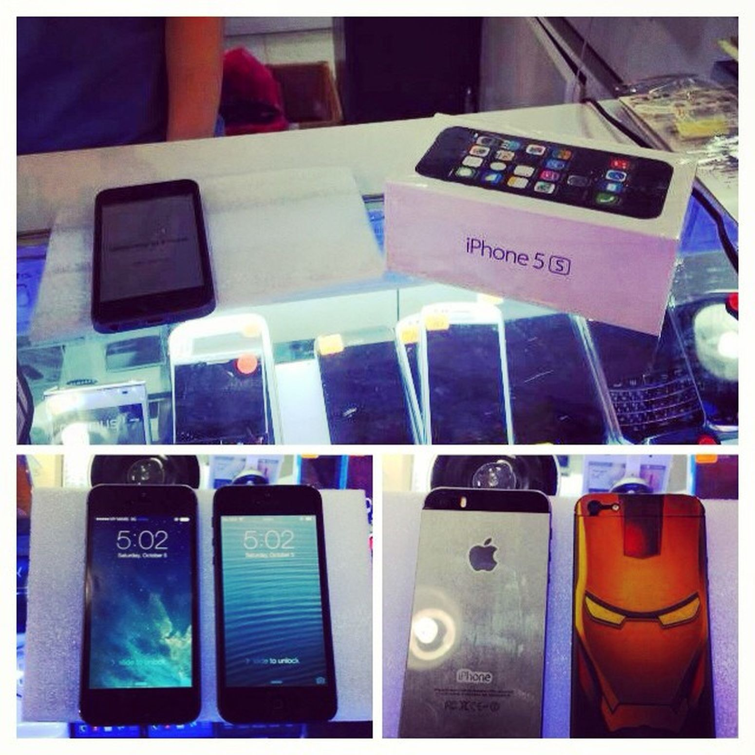 Iphone5s Spacegrey 64gb