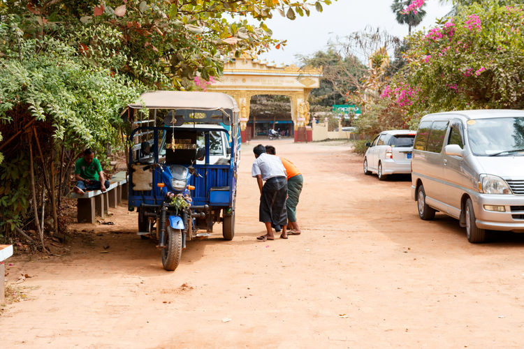 Casual Clothing City City Life Leisure Activity Mode Of Transport The Photojournalist - 2016 EyeEm Awards Tree TukTuk Tuktukdriver