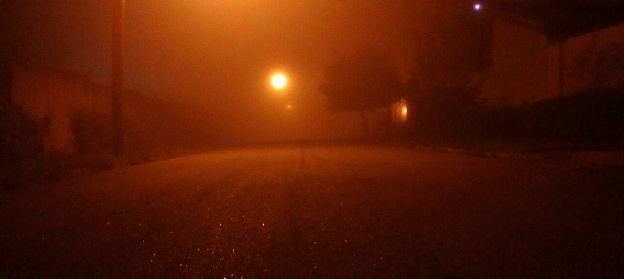 Manhã Neblina Nebline Brilho Deontem