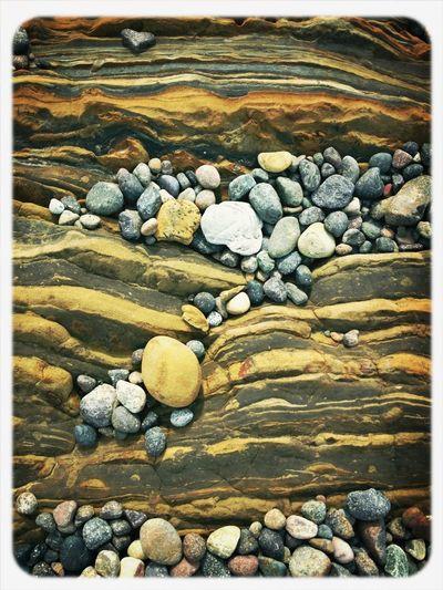 Rocks With Stripes
