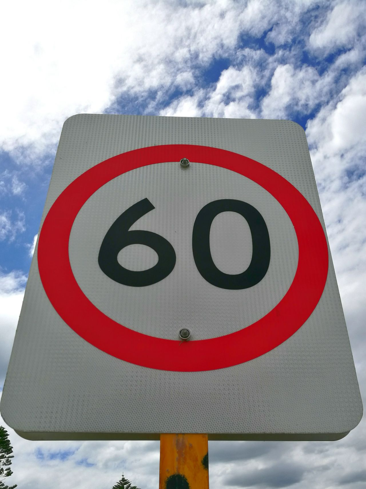 Sky Speed Limit Sign No People Red Cloud - Sky Low Angle View Communication Outdoors Road Sign Nature Day