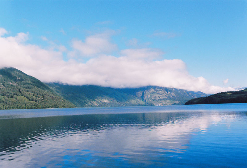 5d Beauty In Nature Blue Calm Cloud - Sky Lake Mountain Mountain Range Nature Non-urban Scene Water Water Sprite Waterfront
