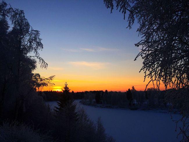 ɴɪɢʜᴛғᴀʟʟ 💁 EyeEm Best Shots Tadaa Community Vackra Dalarna The Kingdom Of Red Barns EyeEm Nature Lover Nightfall Sky