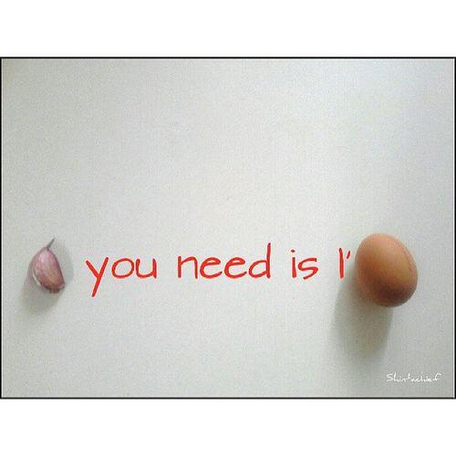 All you need is l'ou UnDiaalCeller CellercanRoca Incostabrava