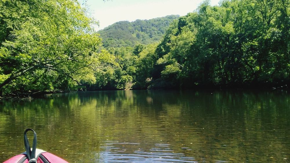 Lower Ocoee Water Nature Outdoors Tranquility Beauty In Nature Ocoee River River Life Aire Tributary Duckie Chilling