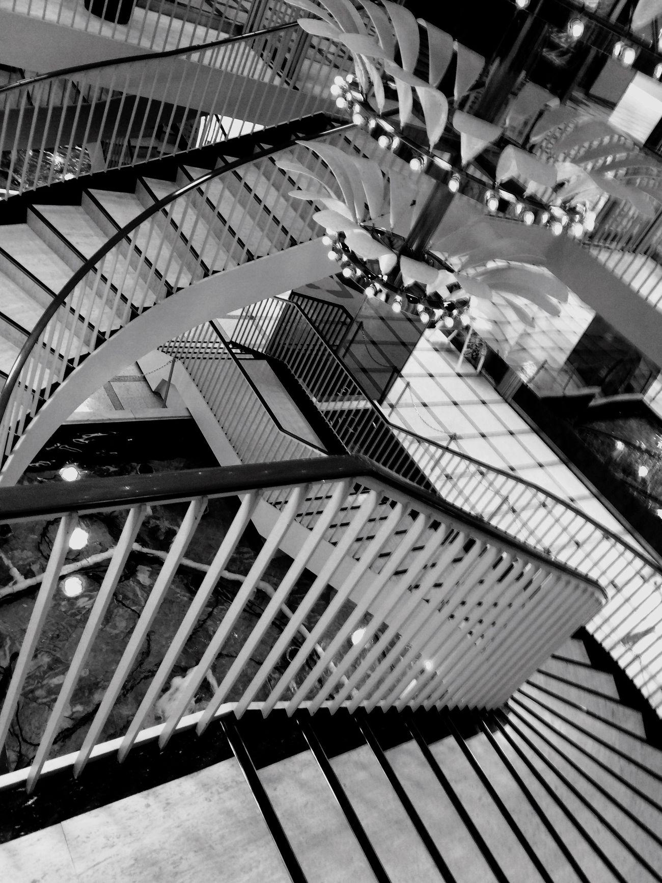 Monochrome Streetphoto_bw Stairways