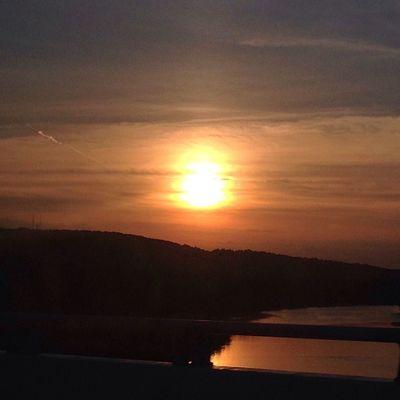Uber pretty Sunset