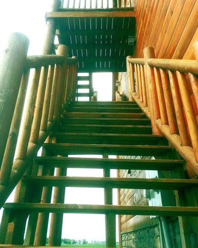 Staircase Log Cabin Wood Art Eyem Stairways Taking Photos Pivotal Ideas Stairways Perspectives Country Life in Henry South Dakota
