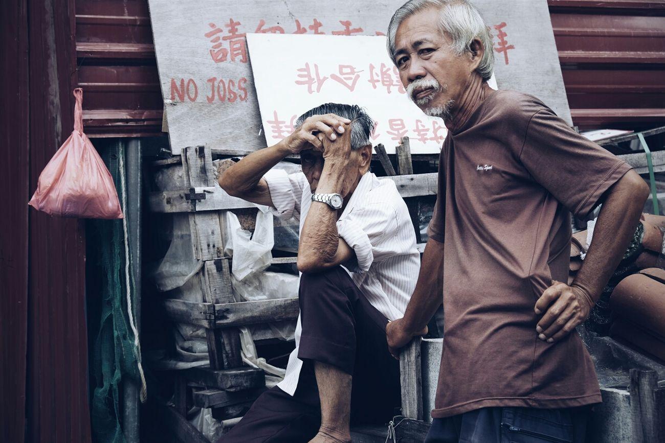 Color Portrait Streetphotography Fuji X-T1 Hello World