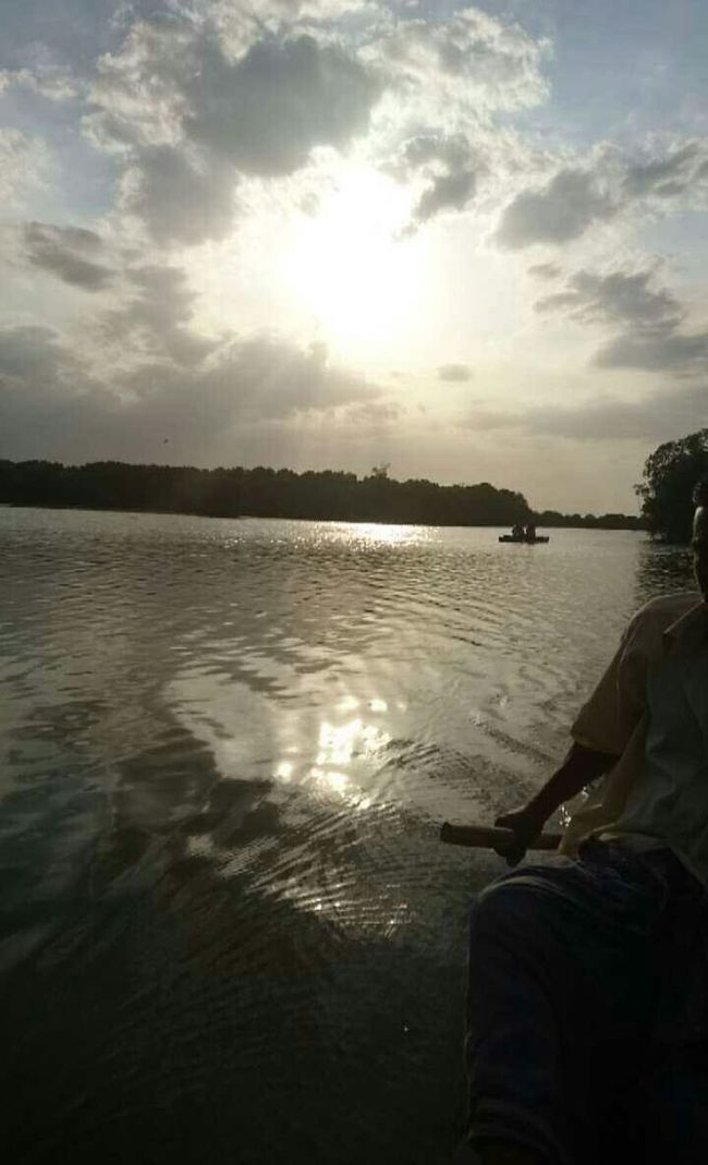 Arugambay Arugam Bay Sri Lanka Mangroves Beauty In Nature Nature Lake Sunset Sun Travel
