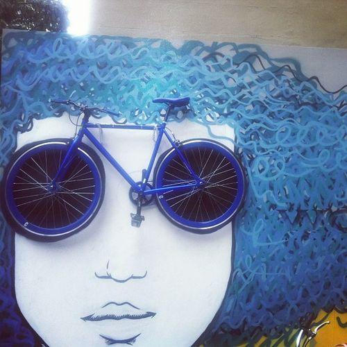 My new riding glasses ;) Streetart Graffiti Rio Brazil maninbrazil bikes