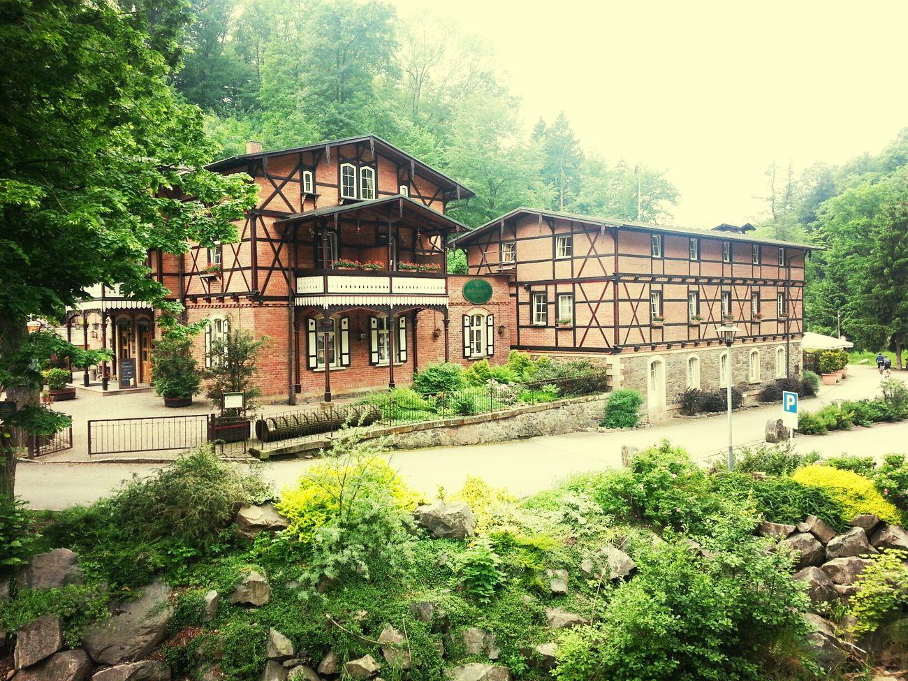 Rabenauer Mühle Idyllisch
