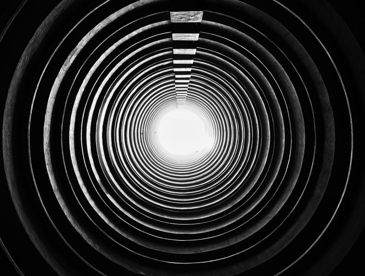 Pattern Indoors  Residential Building Atrium Apartment Building Housing Estate Hong Kong IPhoneography Urban Lifestyle Dense Living Urban Urban Geometry Black And White Low Angle View Welcome To Black The Secret Spaces Break The Mold The Architect - 2017 EyeEm Awards