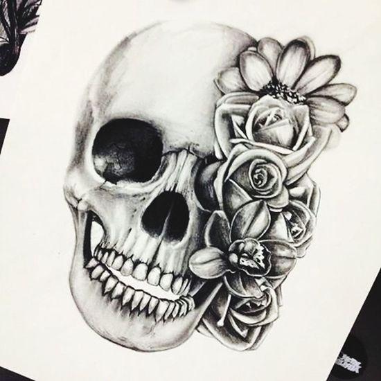 First Eyeem Photo Art, Drawing, Creativity Badgirl Cool Skletone Iskelet HEAD Kurukafa Lolololololol Smile ✌