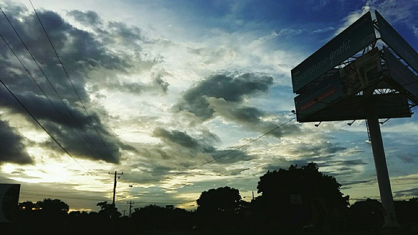 Sky Clouds And Sky Amazing View Samsungphotography Sunset Discovernicaragua Lasflores Ontheroad SamsungGalaxyA5