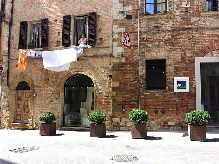 Architecture Building Exterior Built Structure Window Outdoors Day No People Tuscany Under The Tuscan Sun