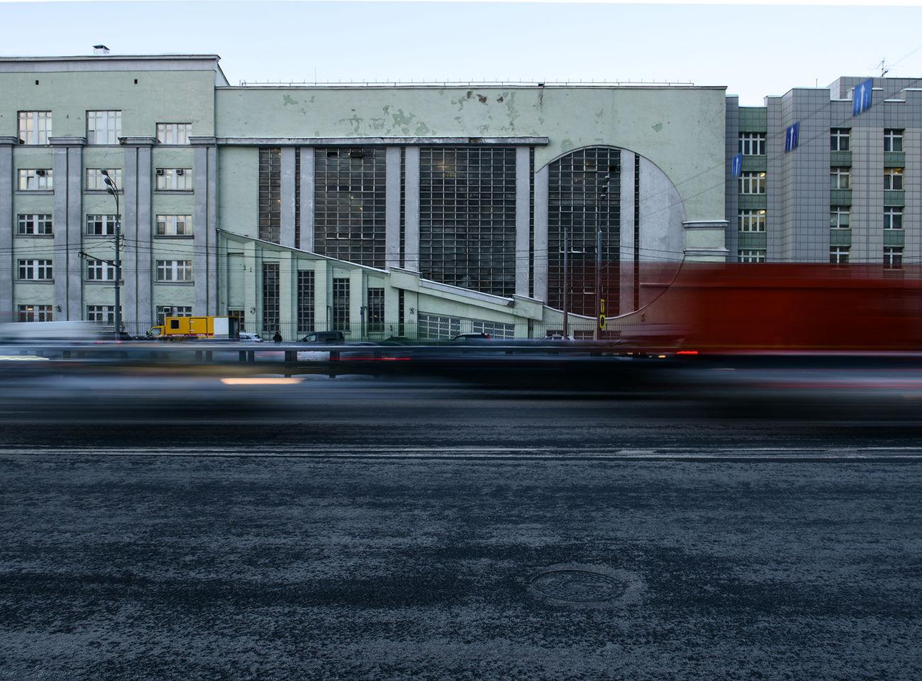 Konstantin Melnikov | Intourist Garage Moscow Architectural Feature Architecture Architecture Photography Architecture_collection Constructivism Moscow Urban Architecture Urban Geometry The Architect - 2017 EyeEm Awards