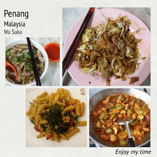 Penang, I'm lovin it! Wait for me!!!??? Countingdown 23days