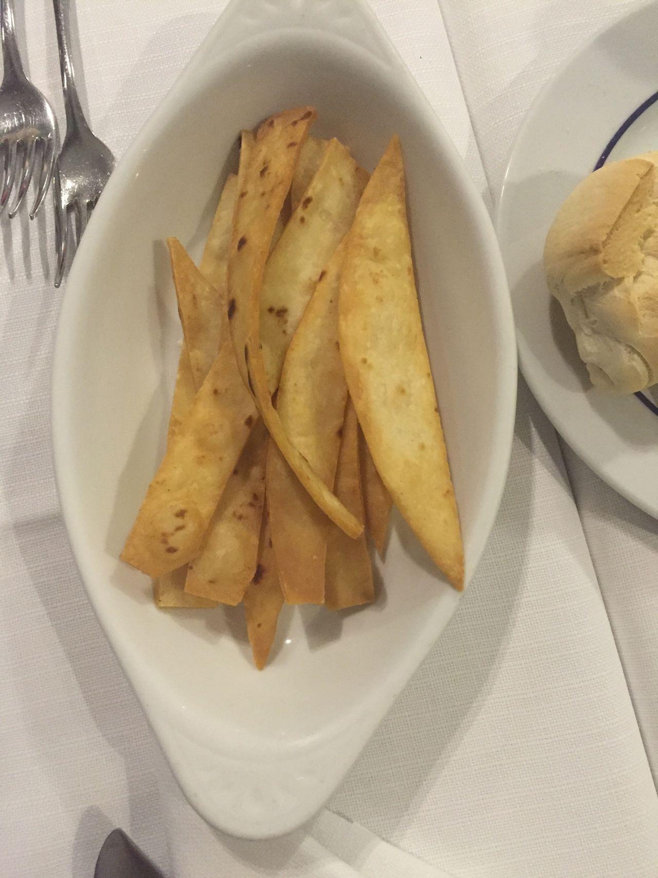 Club Náutico Restaurants Piadina Romagnola Fritta Wonderfull