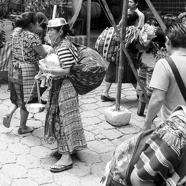 The hat Hat People Travel Peoplescreatives Blackandwhite Guatemala Market Girl Sale Costume Cappello Streetpics Street Marketplace Nicepic Shooting Ontheroad Bnw_life Bnw Bnw_planet Bnw_planet_0516
