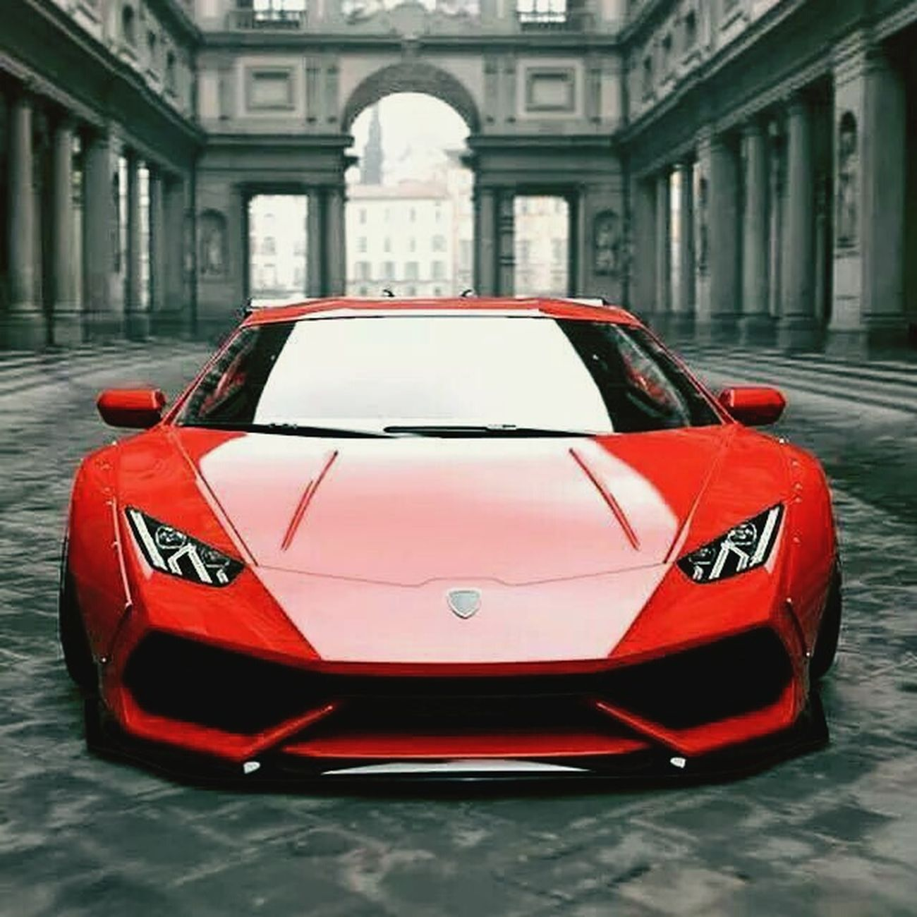 Awesome huracan