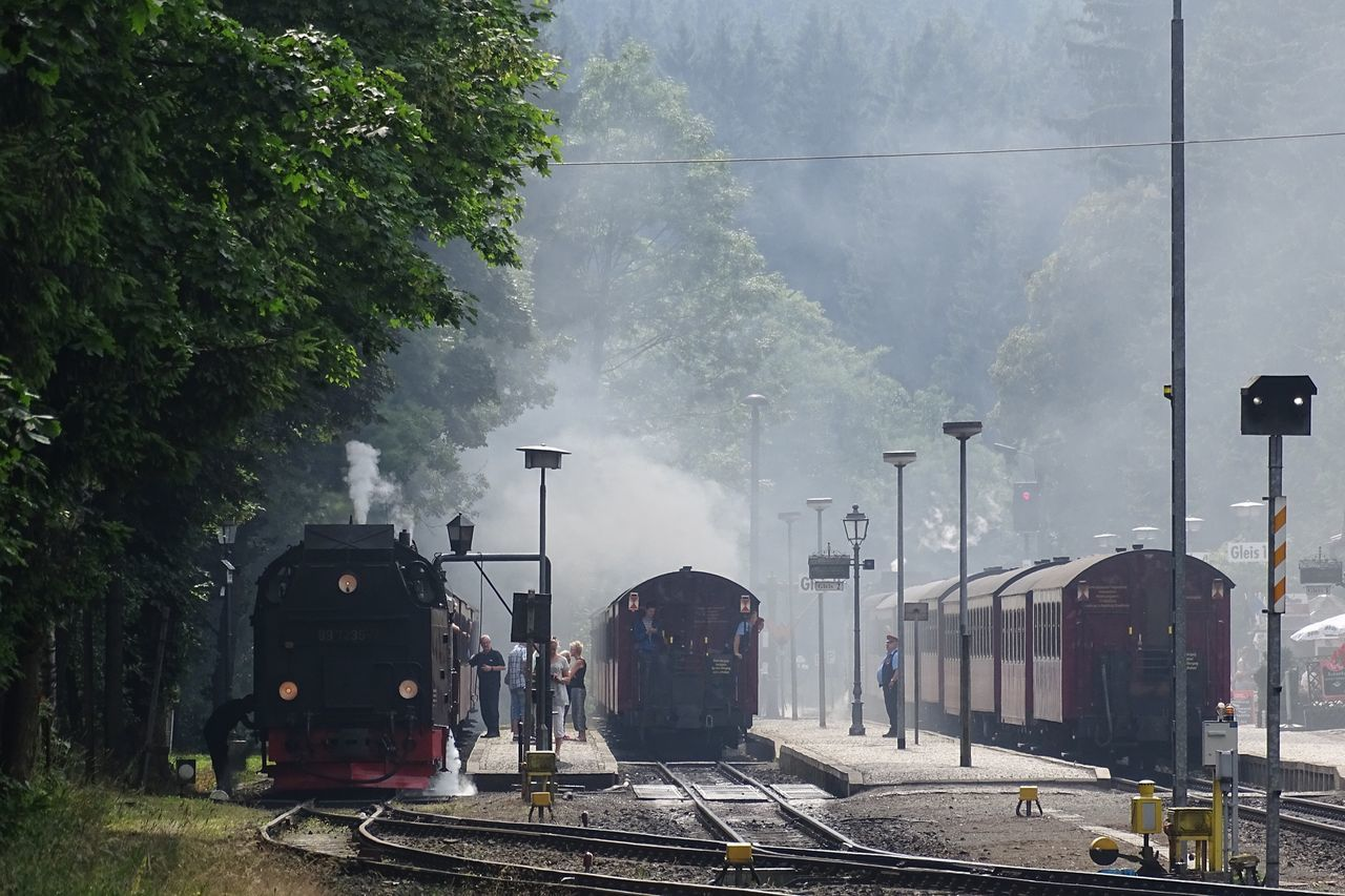 Steam Train Brockenbahn Harz